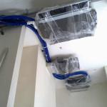 Installazione delle macchine per il condizionamento estivo