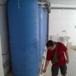 Raccolta delle acque piovane per irrigare l'orto privato