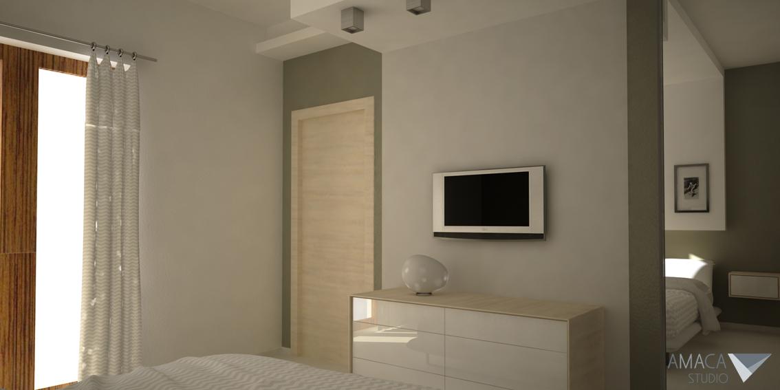 Camere da letto in cartongesso idee creative e for Piani casa 6 camere da letto