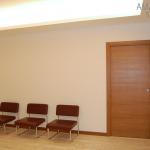 Realizzazione: sala di attesa