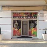 Immagine della Boutique prima dell'intervento