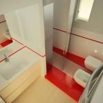 WC rosso BISAZZA