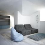 interrato_tavernetta - 3D