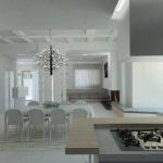 fase di progetto preliminare_ipotesi spazio tavernetta