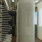 fase di progetto esecutivo_dettaglio doccia centrale e rivestimenti VERSACE